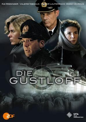 Gustloff, Die - German DVD movie cover (thumbnail)