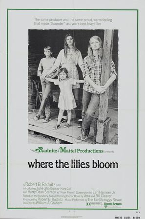 Where the Lilies Bloom - Movie Poster (thumbnail)