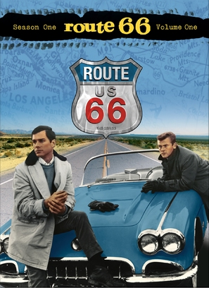 """Route 66"" - DVD movie cover (thumbnail)"