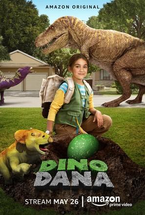 """Dino Dana"" - Movie Poster (thumbnail)"