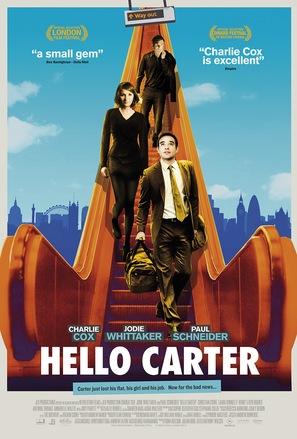 Hello Carter - British Movie Poster (thumbnail)