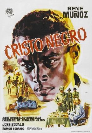 Cristo negro - Spanish Movie Poster (thumbnail)