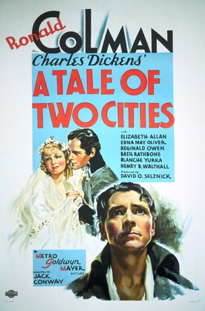 A Tale of Two Cities - Movie Poster (thumbnail)