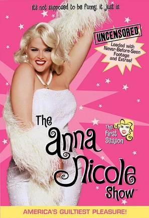 """The Anna Nicole Show"" - DVD movie cover (thumbnail)"