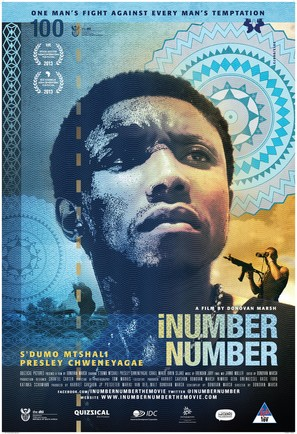 iNumber Number - South African Movie Poster (thumbnail)