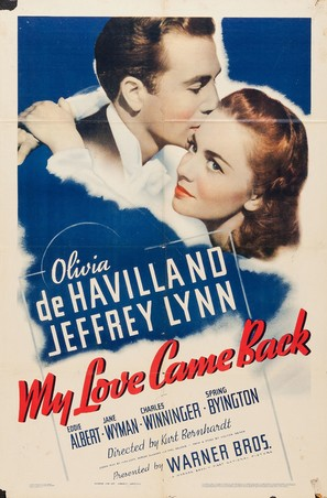 My Love Came Back - Movie Poster (thumbnail)