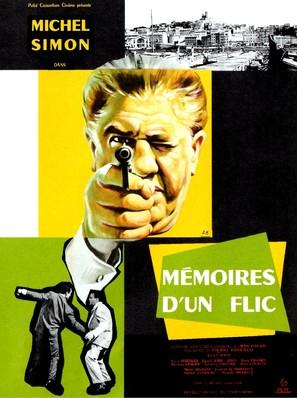 Mémoires d'un flic - French Movie Poster (thumbnail)