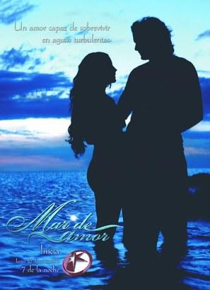 """Mar de amor"" - Mexican Movie Poster (thumbnail)"