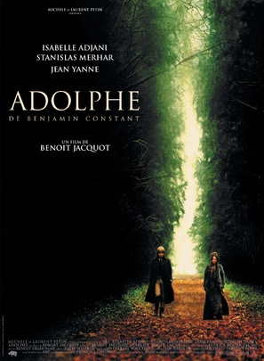 Adolphe - French Movie Poster (thumbnail)