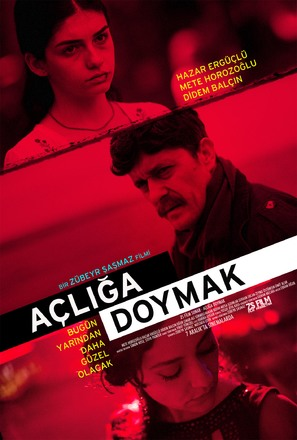 Acliga Doymak - Turkish Movie Poster (thumbnail)