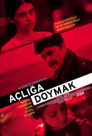 Acliga Doymak - Turkish Movie Poster (thumbnail)