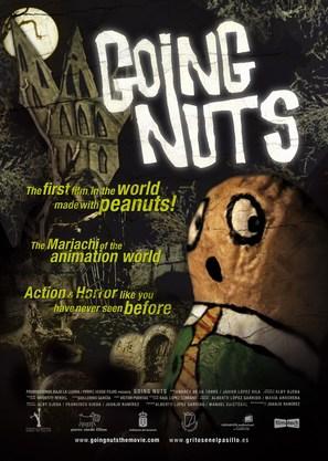 Gritos en el pasillo - British Movie Poster (thumbnail)
