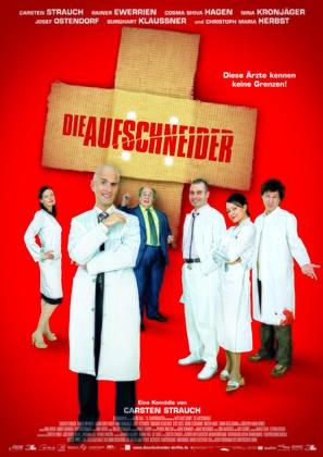 Aufschneider, Die - German poster (thumbnail)