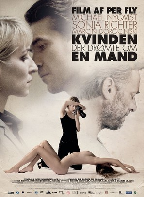 Kvinden der drømte om en mand - Danish Movie Poster (thumbnail)