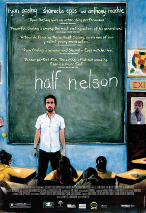 Half Nelson - Movie Poster (thumbnail)