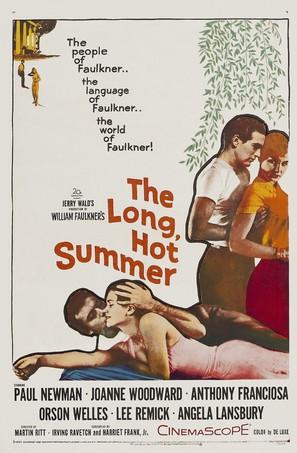 The Long, Hot Summer - Movie Poster (thumbnail)