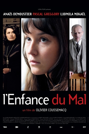 L'enfance du mal - French Movie Poster (thumbnail)