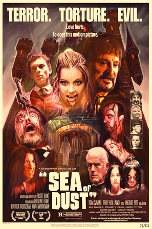 Sea of Dust - Movie Poster (thumbnail)