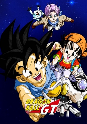 """Dragon Ball GT"""