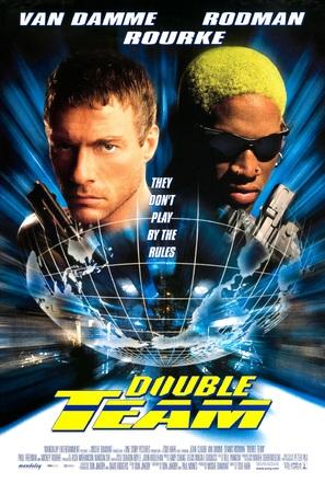 Double Team - Movie Poster (thumbnail)