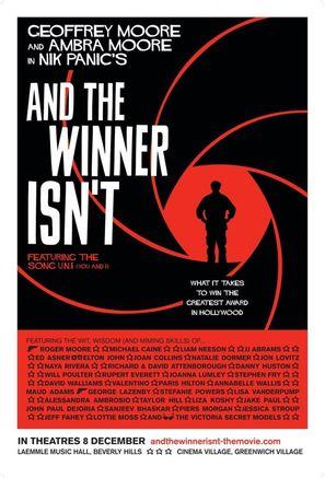 And the Winner Isn't - British Movie Poster (thumbnail)
