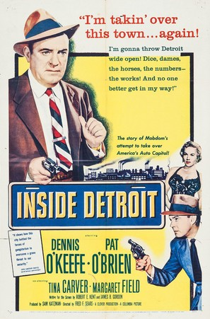 Inside Detroit - Movie Poster (thumbnail)