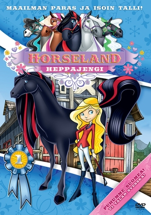 """Horseland"" - Finnish Movie Cover (thumbnail)"