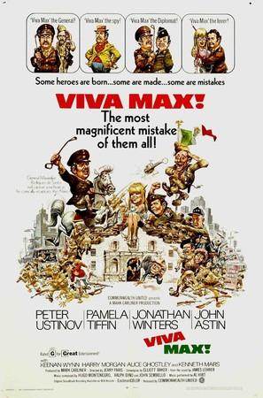 Viva Max - Movie Poster (thumbnail)