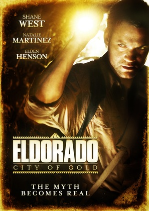 """El Dorado"" - DVD movie cover (thumbnail)"