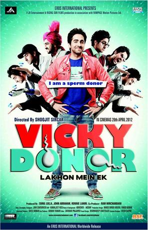 Vicky Donor - Indian Movie Poster (thumbnail)