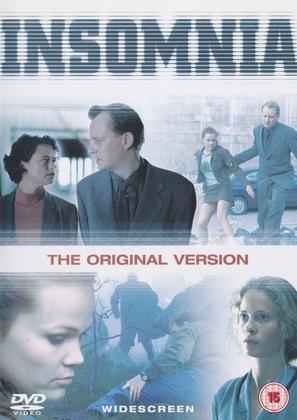 Insomnia - British DVD movie cover (thumbnail)