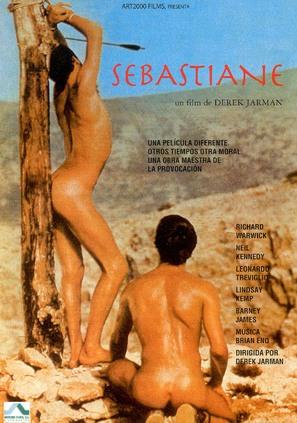 Sebastiane - Spanish Movie Poster (thumbnail)