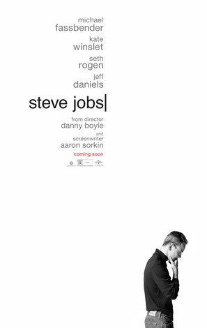 Steve Jobs - Movie Poster (thumbnail)
