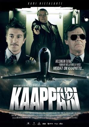 Kaappari - Finnish Movie Poster (thumbnail)