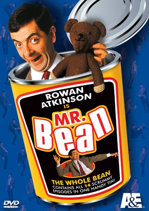 """""""Mr. Bean"""" - Movie Cover (thumbnail)"""