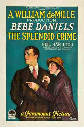 The Splendid Crime