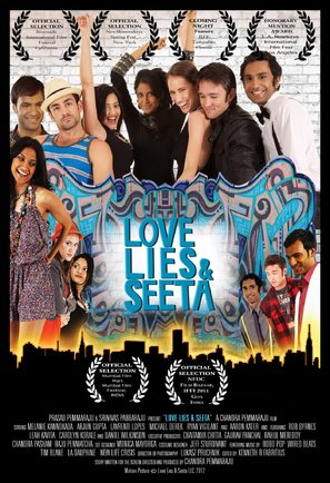 Love, Lies and Seeta - Indian Movie Poster (thumbnail)