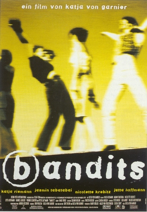 Bandits - German Movie Poster (thumbnail)