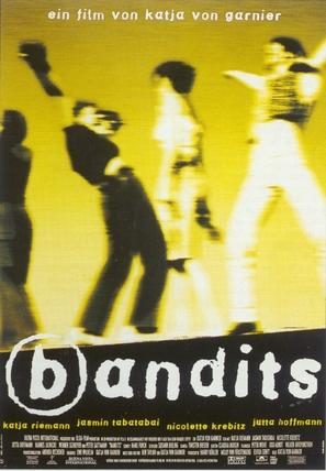 Bandits - German Movie Poster (thumbnail)