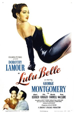 Lulu Belle - Movie Poster (thumbnail)