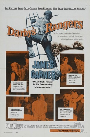 Darby's Rangers - Movie Poster (thumbnail)