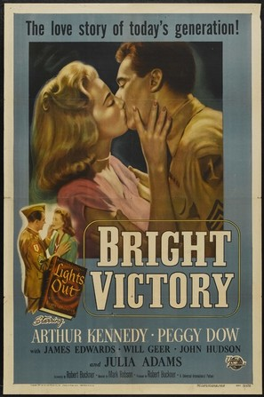 Bright Victory - Movie Poster (thumbnail)