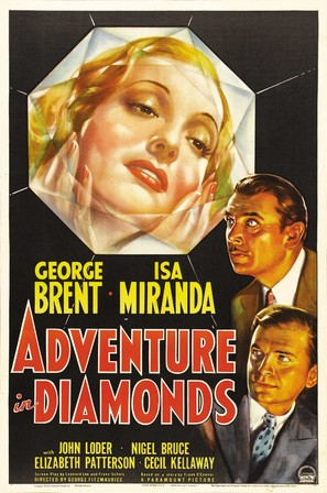 Adventure in Diamonds - Movie Poster (thumbnail)