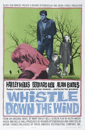 Whistle Down the Wind - Movie Poster (thumbnail)
