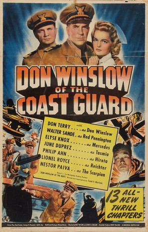 Don Winslow of the Coast Guard - Movie Poster (thumbnail)