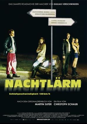 Nachtlärm - Swiss Movie Poster (thumbnail)