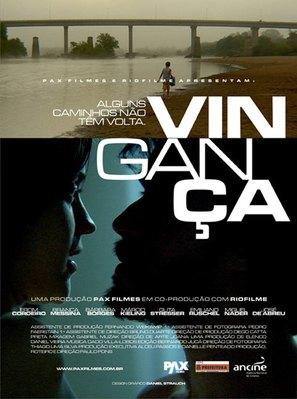 Vingança - Brazilian Movie Poster (thumbnail)