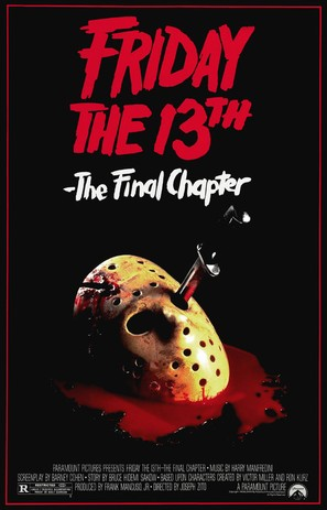 Friday the 13th: The Final Chapter - Movie Poster (thumbnail)