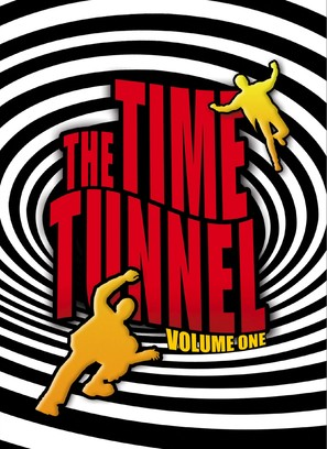 """""""The Time Tunnel"""" - DVD movie cover (thumbnail)"""