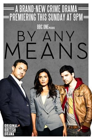 """By Any Means"" - British Movie Poster (thumbnail)"